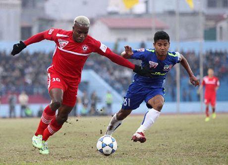 Tien dao Hai Phong ve choi bong o Thai League - Anh 2