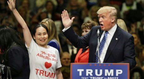 Vi sao cong dong Hoa kieu ung ho Donald Trump? - Anh 1