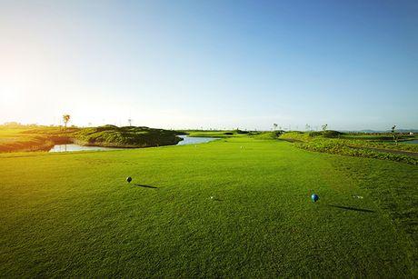FLC lap 'hat-trick' giai thuong golf chau A - Thai Binh Duong 2016 - Anh 4