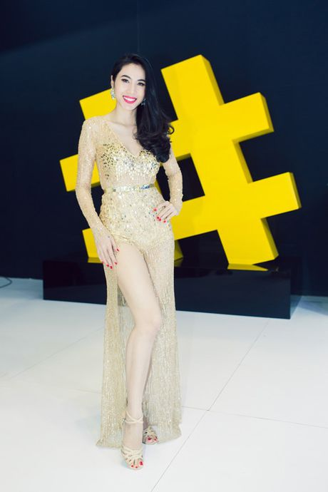 Pham Huong, Ky Duyen long lay, sexy het co - Anh 1