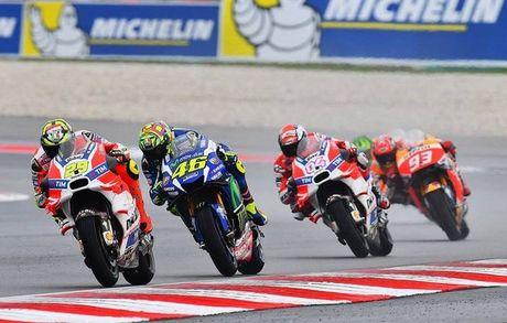 Malaysian GP 2016 - Vinh quang cho nguoi Y - Anh 1