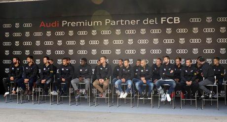 Messi tham gia... lai thu xe Audi Q2 - Anh 2