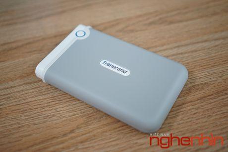 Mo hop o cung di dong StoreJet 100 2TB cho Macbook - Anh 7
