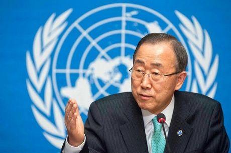 Ong Ban Ki-moon giam kha nang lam Tong thong Han do be boi 'ban than' - Anh 1
