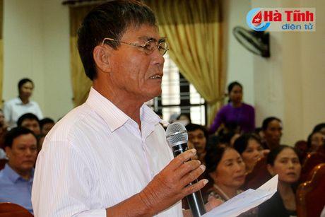Pho Thu tuong Truong Hoa Binh kiem tra cong tac boi thuong thiet hai su co moi truong bien - Anh 5