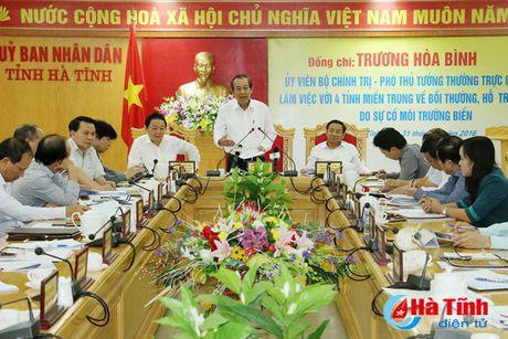 Dam bao chi tra boi thuong dung doi tuong, dut diem trong thang 11/2016 - Anh 1