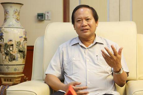 Bo truong TT&TT: Lam bao khong hap dan la do thieu tai nghe - Anh 1