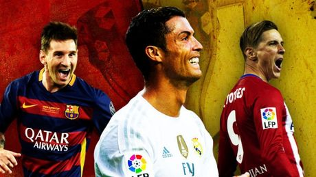 Sau vong 10 La Liga: C. Ronaldo giai han, MNS tit ngoi - Anh 1