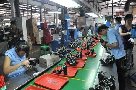 Thu truong Cao Quoc Hung tiep Tap doan Nike Inc - Anh 1
