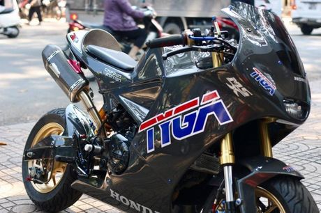 MSX 125 bien hinh thanh MotoGP doc nhat Sai thanh - Anh 1