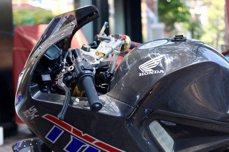 MSX 125 bien hinh thanh MotoGP doc nhat Sai thanh - Anh 4