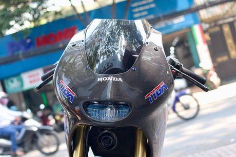 MSX 125 bien hinh thanh MotoGP doc nhat Sai thanh - Anh 5