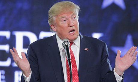 Donald Trump keu goi cu tri lay them phieu moi - Anh 1