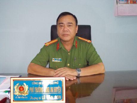 Tan Phu - Dinh Quan: Tich cuc trong cong tac bao dam TTATGT - Anh 1