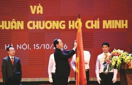 Truong Dai hoc Bach Khoa Ha Noi: 60 nam dong hanh cung dat nuoc - Anh 1