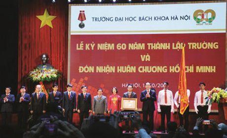 Truong Dai hoc Bach Khoa Ha Noi: 60 nam dong hanh cung dat nuoc - Anh 3