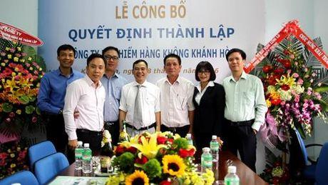 Bao hiem Hang Khong don cong ty thanh vien thu 21 tai Khanh Hoa - Anh 1