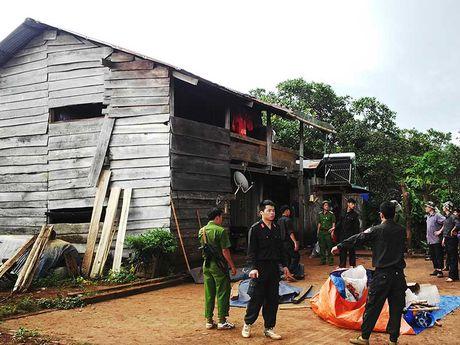 Vu no sung o Dak Nong: Dia phuong cham go 'ngoi no' - Anh 1