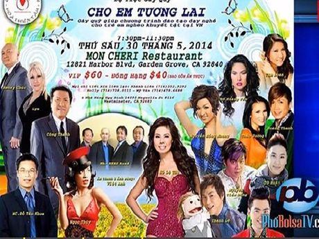 Se giai the quy Hoa Thien Tam lien quan ca si Ho Le Thu - Anh 1