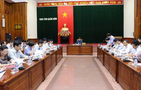 Quang Binh khuyen cao nguoi dan de phong mua lu co lap - Anh 1