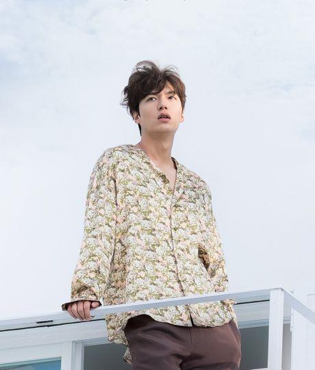 Phim moi cua Lee Min Ho duoc phat song o Viet Nam tu 17/11 - Anh 1