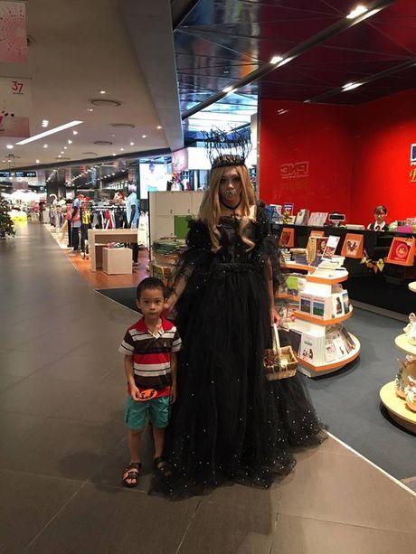 Hoat dong hap dan tai Lotte Department Store dip Halloween - Anh 3