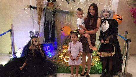Hoat dong hap dan tai Lotte Department Store dip Halloween - Anh 5