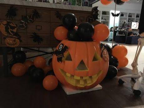Hoat dong hap dan tai Lotte Department Store dip Halloween - Anh 8