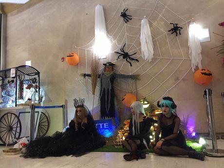 Hoat dong hap dan tai Lotte Department Store dip Halloween - Anh 9