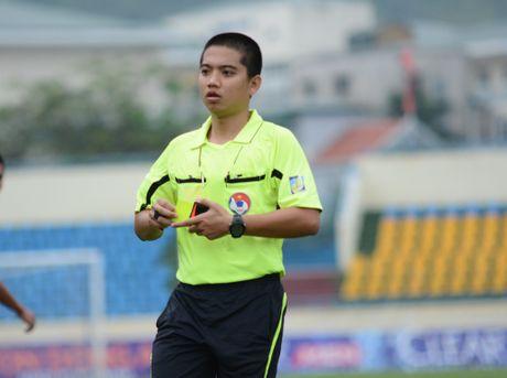 Cau thu U21 Ha Noi T&T an mung nhu Paul Pogba - Anh 6