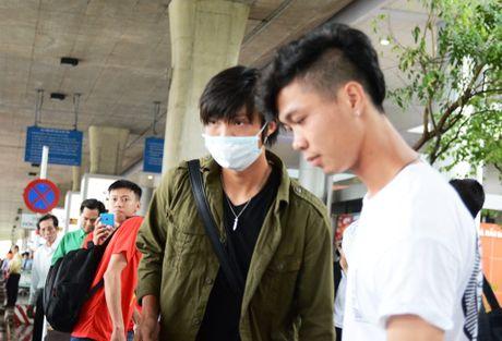 Xuan Truong kip ve nuoc du tran tai dau Indonesia - Anh 1