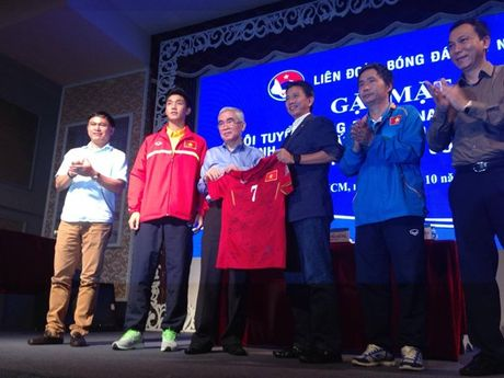 'Ai noi U19 Viet Nam da U20 World Cup chac la... tam than' - Anh 2