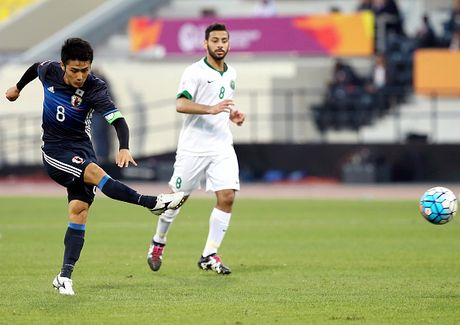 Danh bai Saudi Arabia, U19 Nhat Ban lan dau vo dich chau A - Anh 1