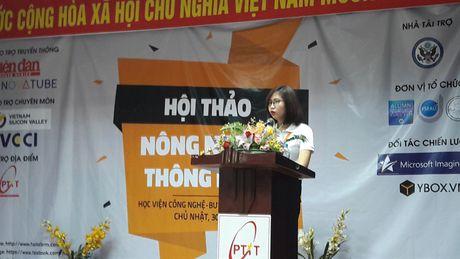 25.000 USD cho y tuong nong nghiep thong minh tai Viet Nam - Anh 1