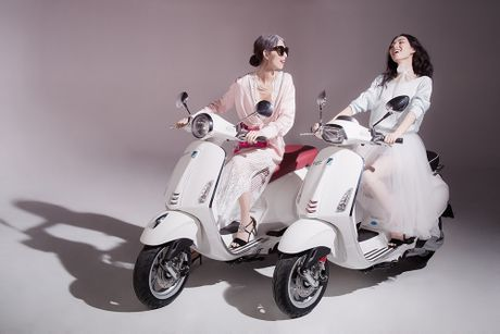 Nothing to wear, wear Vespa... - Anh 12