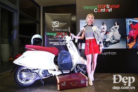 Nothing to wear, wear Vespa... - Anh 2