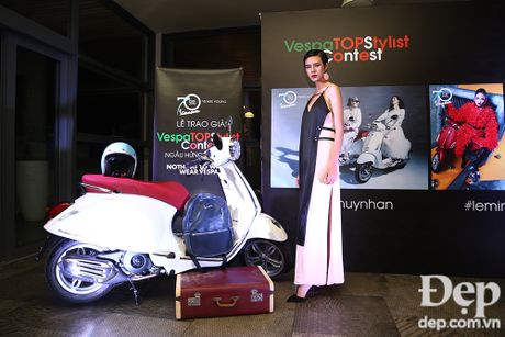 Nothing to wear, wear Vespa... - Anh 5