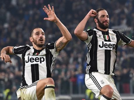Duong Scudetto lai thenh thang voi Juventus - Anh 1