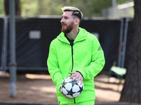 Messi noi gi ve Barcelona, Pep Guardiola va cac dong doi? - Anh 2