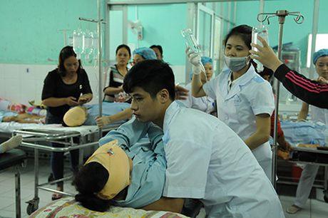 Vu no lo hoi o Thai Binh: Da xac dinh danh tinh 11 nguoi bi thuong - Anh 1