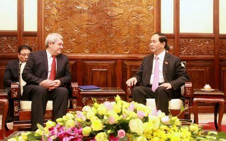Viet Nam san sang ho tro Sec tang cuong quan he voi ASEAN - Anh 2