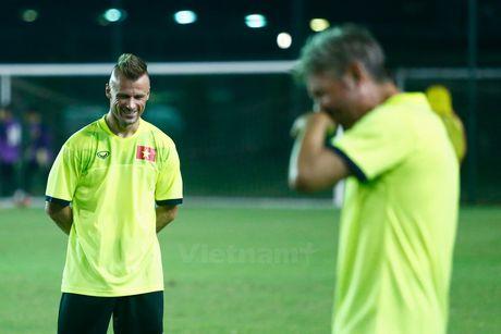Giam doc ky thuat nguoi Duc uu tien cho U19 Viet Nam - Anh 1