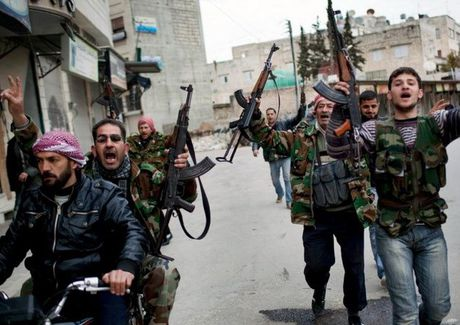 'Luc luong noi day o Aleppo can tro lenh ngung oanh kich cua Nga' - Anh 1