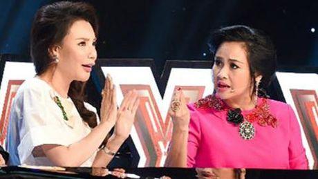 Ho Quynh Huong noi lai lum xum voi Thanh Lam: Lam mau? - Anh 2
