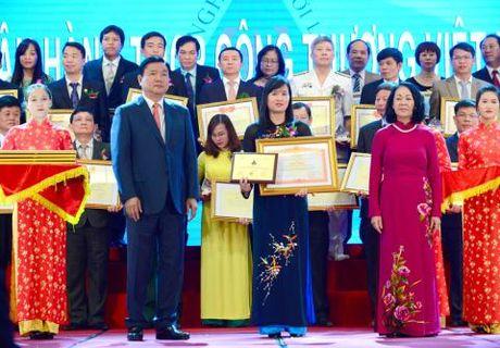 VietinBank lien tiep duoc vinh danh Doanh nghiep vi Nguoi lao dong - Anh 1