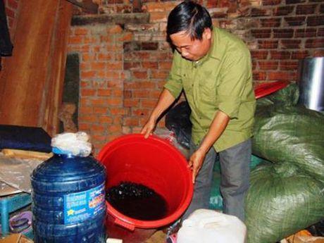 Cai thuoc la Thay Nghi khong phep: Chuyen hang gia hang nhai - Anh 1