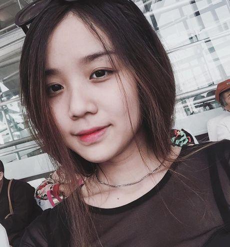 Ngam ban gai 19 tuoi xinh nhu mong dang 'gay bao' cua con trai Hoai Linh - Anh 18