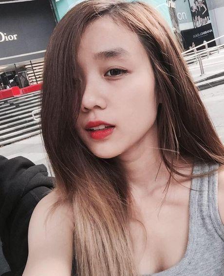 Ngam ban gai 19 tuoi xinh nhu mong dang 'gay bao' cua con trai Hoai Linh - Anh 7