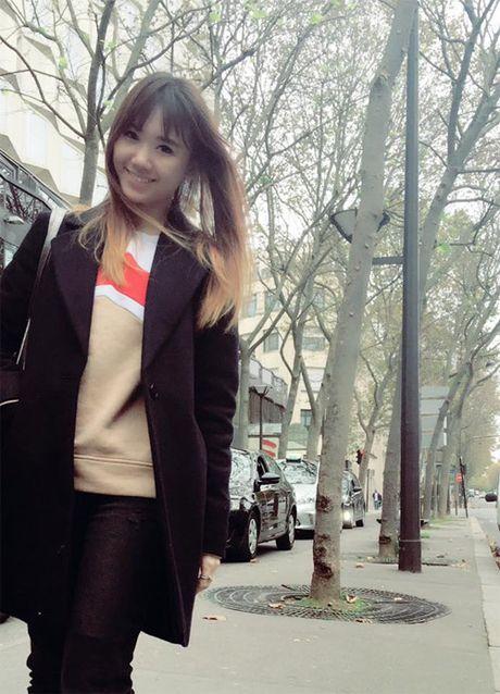 Giua on ao le cuoi, Tran Thanh cuc ngot ngao ben ban gai - Anh 6