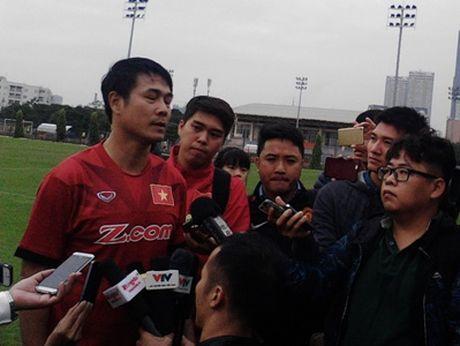 HLV Huu Thang noi gi ve U19 Viet Nam? - Anh 1